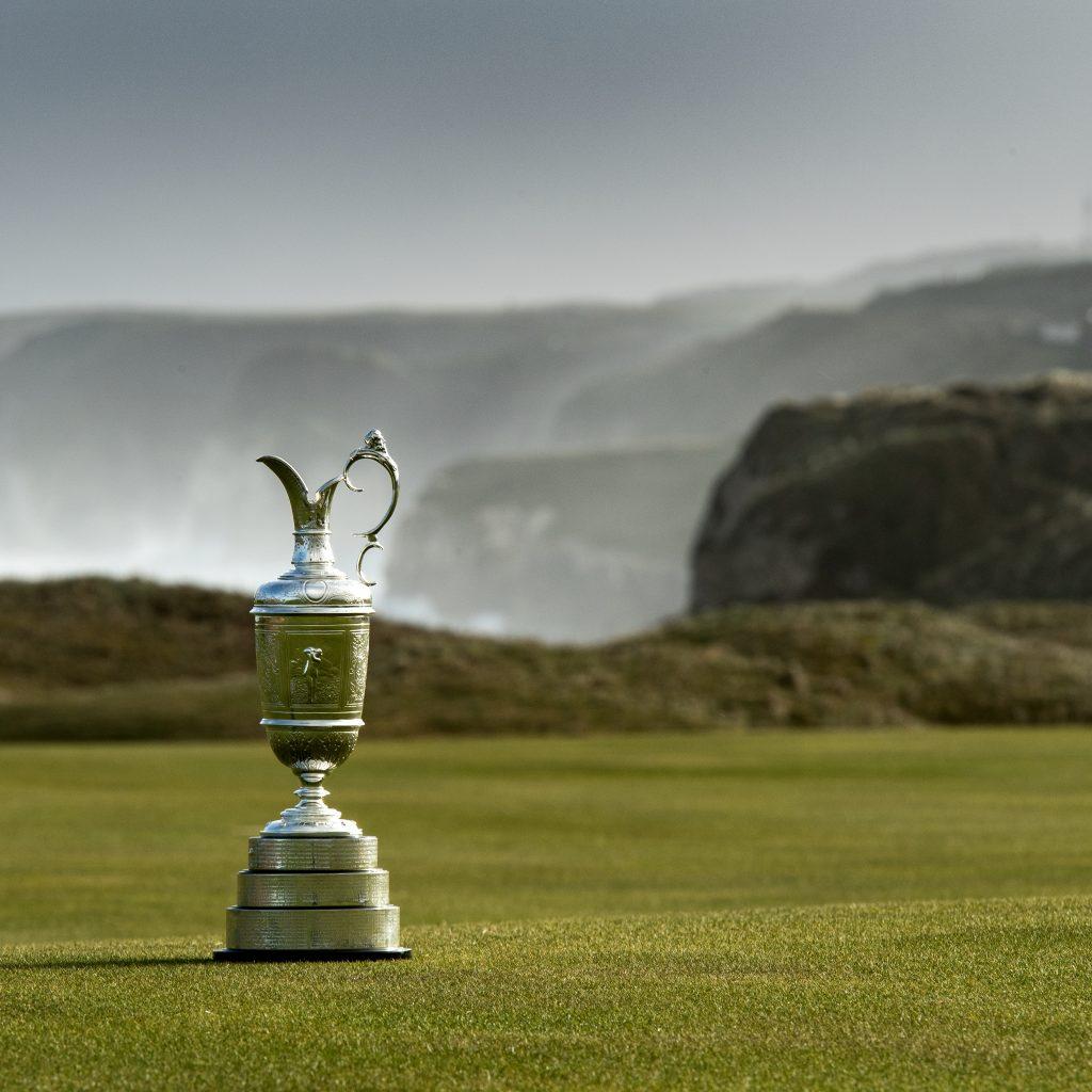 golf u2019s championship - northern ireland
