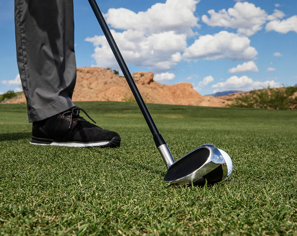 "elivering lots of forgiveness in an easy-to-hit profile for those wanting a game-improvement iron they are a hollow construction with additional sole weighting and a new ""turbocharged"" face insert."