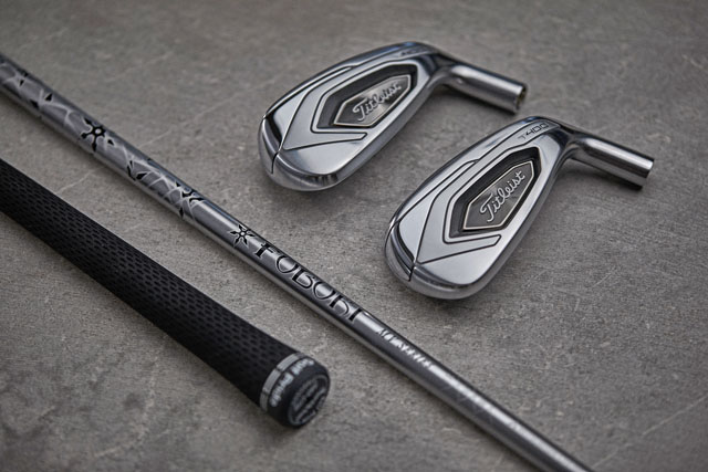 Titleist Enters Super Game-Improvement Iron Category – T400