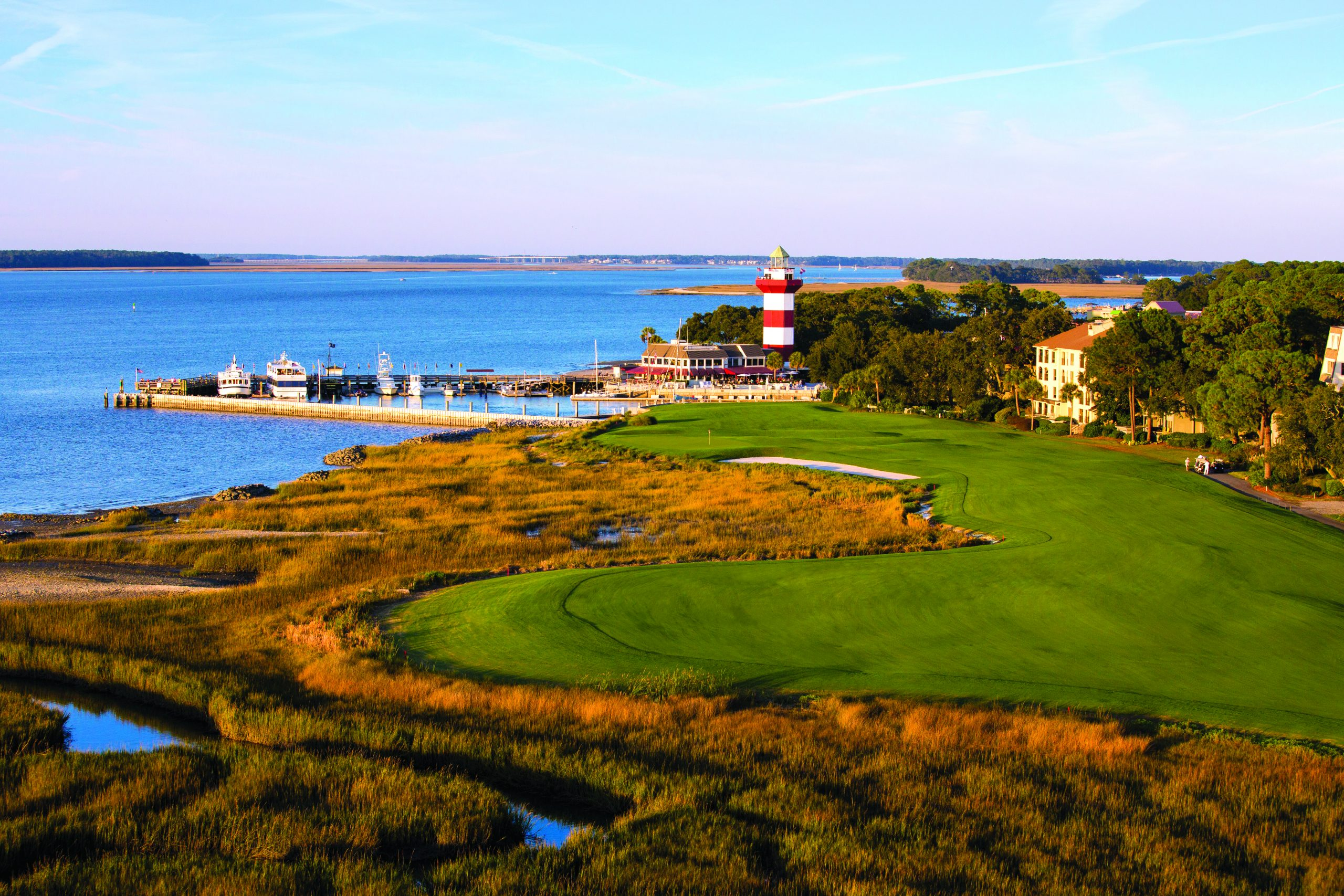 """Harbour Town Golf Links 