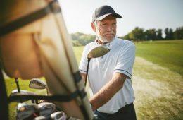 Reasons Seniors Should Play Golf