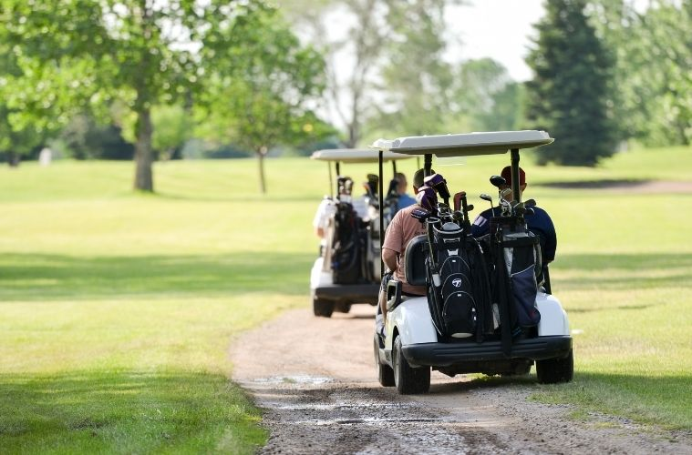 How To Wash Your Golf Cart Effectively