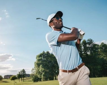 How To Look Amazing on the Golf Course