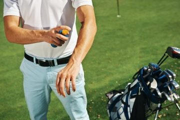 4 Safety Tips for Protecting Your Skin While Golfing