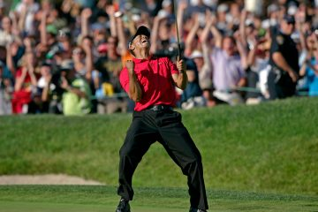 Tiger Woods History