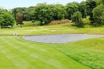 6th hole at SAGC