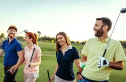 Ways To Have More Fun on the Golf Course With Friends
